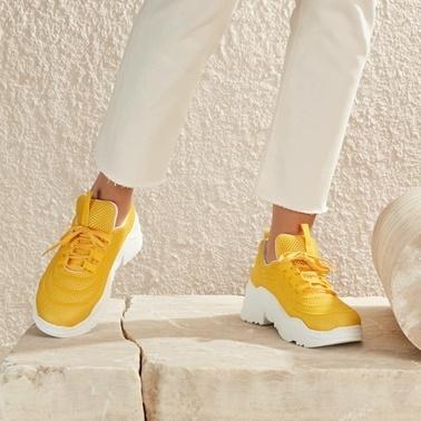 Butigo Sneakers Sarı